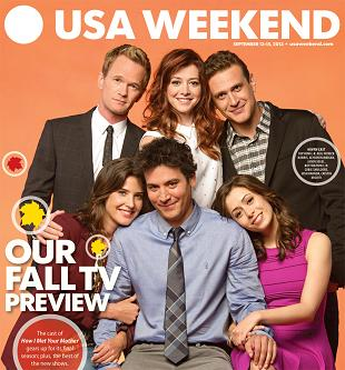 09/13/2013 Issue of USA Weekend