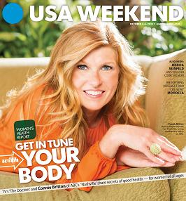 10/04/2013 Issue of USA Weekend