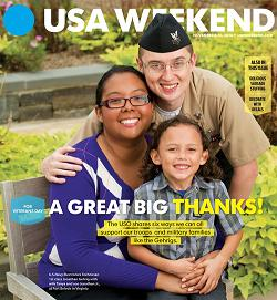 11/08/2013 Issue of USA Weekend