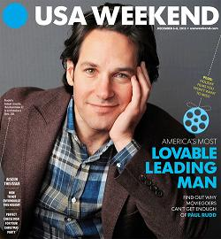 12/06/2013 Issue of USA Weekend