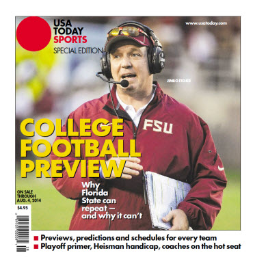 College Football Preview Special Edition - Florida State Cover