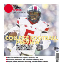 College Football Preview Special Edition - Ohio State Cover