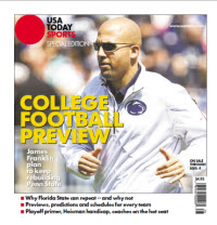 College Football Preview Special Edition - Penn State Cover