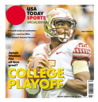 College Playoff Special Edition - Florida State Cover