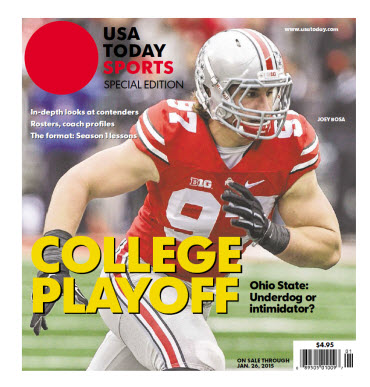 College Playoff Special Edition - Ohio State Cover
