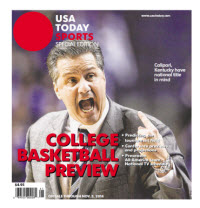 College Basketball - 2014 Special Edition - Kentucky Cover