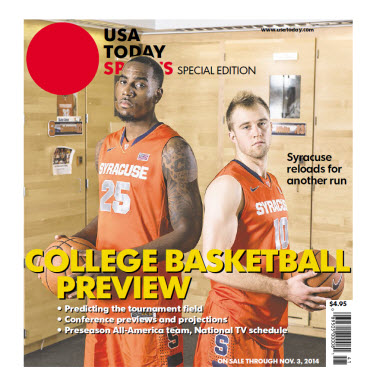 College Basketball - 2014 Special Edition - Syracuse Cover