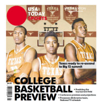 College Basketball - 2014 Special Edition - Texas Cover