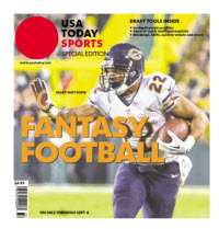 USA TODAY 2014 Fantasy Football Guide Special Edition - Bears