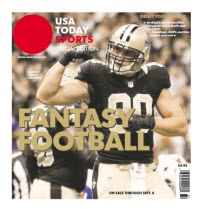 USA TODAY 2014 Fantasy Football Guide Special Edition - Saints