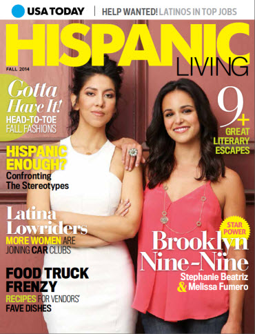 USA TODAY Hispanic Living Fall 2014