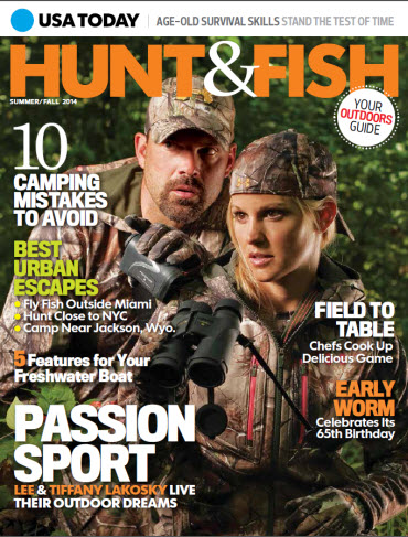 USA TODAY Hunt & Fish Magazine — Summer/Fall 2014