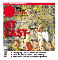 USA TODAY Sports Special Edition - 2014 NASCAR Commemorative