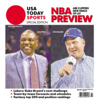 NBA Preview 2014 - Special Edition - Los Angeles Cover