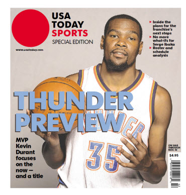 Oklahoma City Thunder Preview 2014 - Special Edition