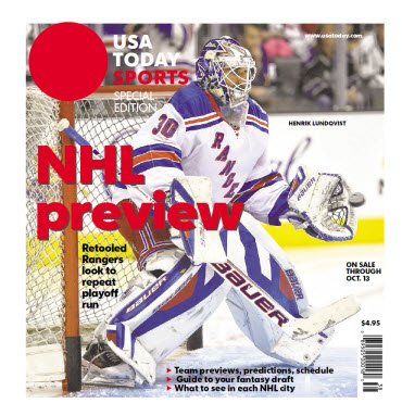 NHL Preview - 2014 Special Edition - New York Rangers