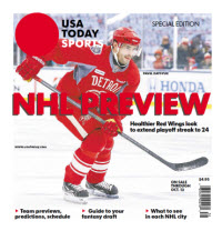 NHL Preview - 2014 Special Edition - Detroit Red Wings
