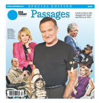 USA TODAY - Passages