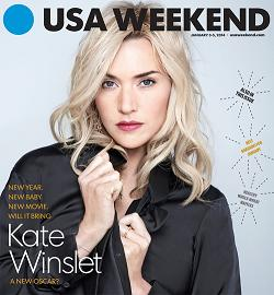 01/03/2014 Issue of USA Weekend