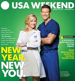 01/10/2014 Issue of USA Weekend