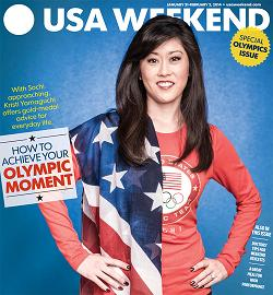 01/31/2014 Issue of USA Weekend