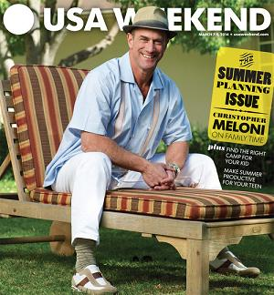 03/07/2014 Issue of USA Weekend