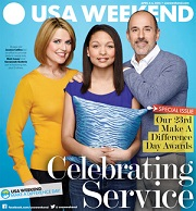 04/04/2014 Issue of USA Weekend