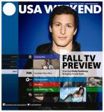 08/29/2014 Issue of USA Weekend
