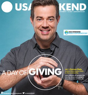 10/17/2014 Issue of USA Weekend