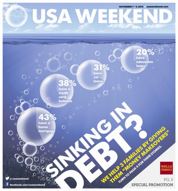 11/07/2014 Issue of USA Weekend