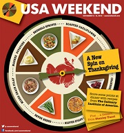 11/14/2014 Issue of USA Weekend