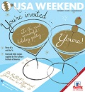 12/12/2014 Issue of USA Weekend