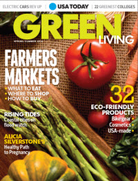 USA TODAY Green Living — Spring/Summer 2014