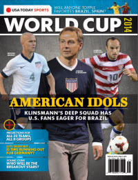 USA TODAY Sports - World Cup 2014