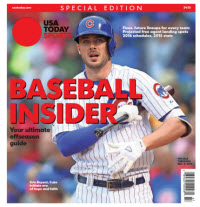 2015 Baseball Insider Special Edition - Cubs Cover