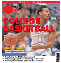 College Basketball - 2015 Special Edition - Kansas Cover