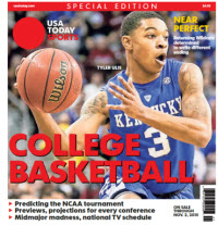 College Basketball - 2015 Special Edition - Kentucky Cover