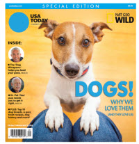 USA TODAY - National Geographic - Dogs