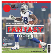 USA TODAY 2015 Fantasy Football Guide Special Edition - Cowboys