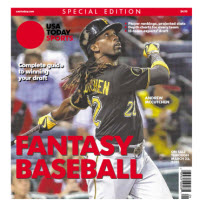 Fantasy Baseball 2015 Special Edition - Andrew McCutchen Cover