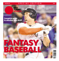 Fantasy Baseball 2015 Special Edition - Giancarlo Stanton Cover