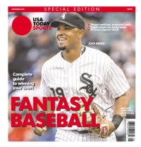 Fantasy Baseball 2015 Special Edition - Jose Abreu Cover