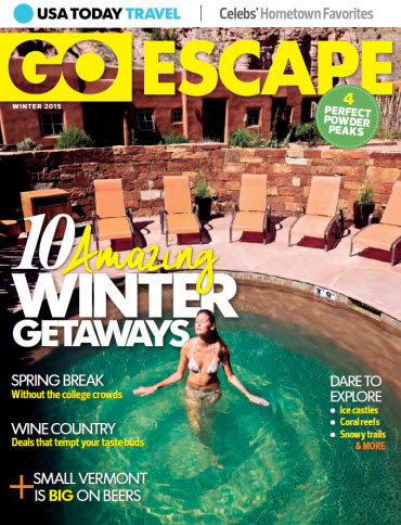 Go Escape Winter 2015