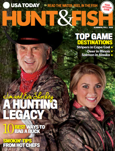 USA TODAY Hunt & Fish Magazine — Summer/Fall 2015