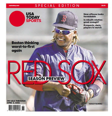 Red Sox Baseball Season Preview 2015 Special Edition