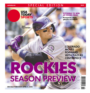 Rockies Baseball Season Preview 2015 Special Edition