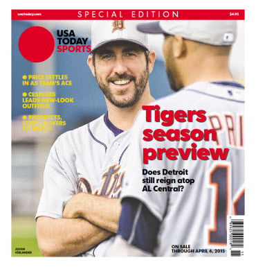 Tigers Baseball Season Preview 2015 Special Edition