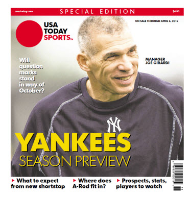Yankees Baseball Season Preview 2015 Special Edition