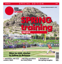 USA Today Sports 2015 Spring Training Preview Special Edition - Arizona