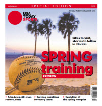 USA Today Sports 2015 Spring Training Preview Special Edition - Florida